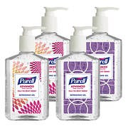 Purell Advanced Refreshing Gel Hand Sanitizer , 4 pk./8 oz.