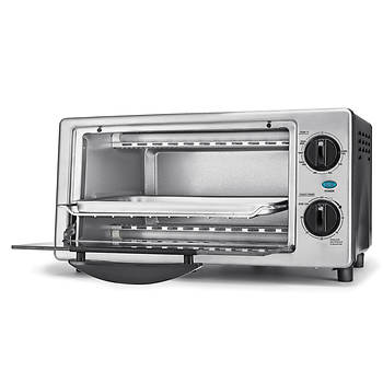 Bella 4 Slice Toaster Oven Stainless Steel Bjs Wholesale Club