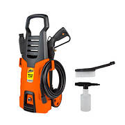 Armor All 1,600psi Electric Pressure Washer with Bonus Brush and Foame