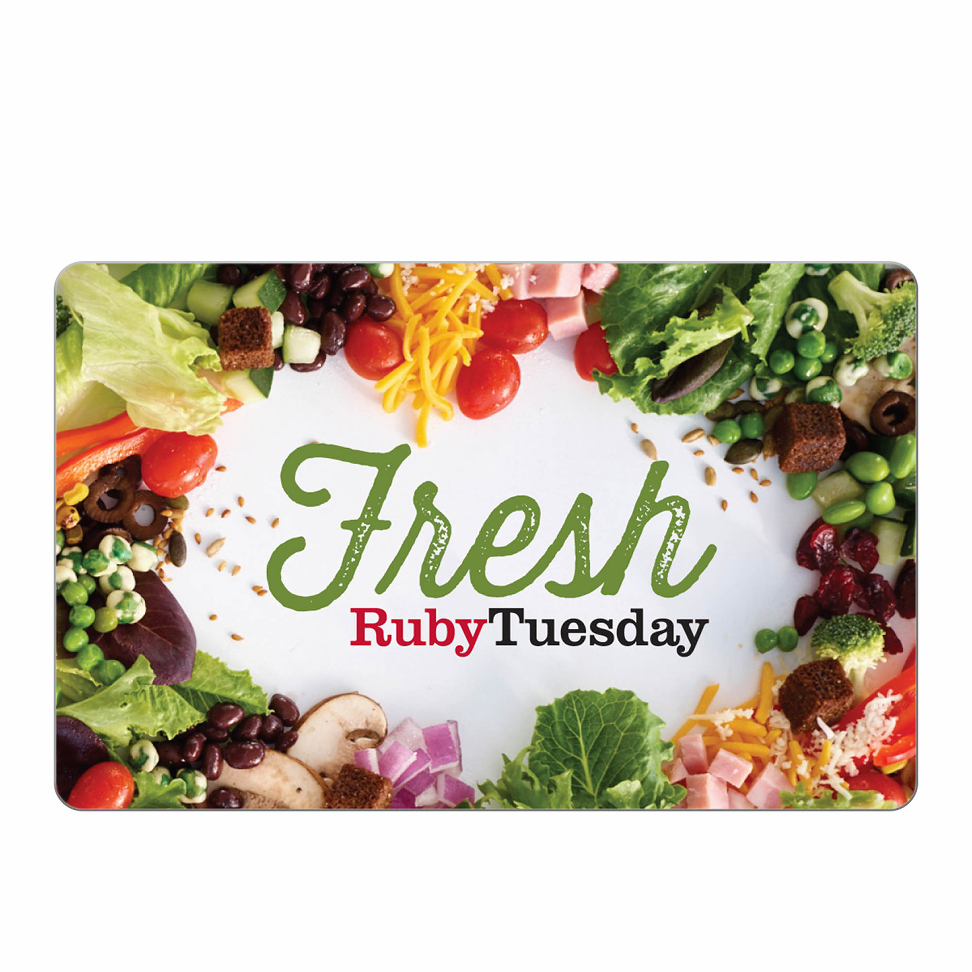 $25 Ruby Tuesday Gift Card, 2 pk. - BJs WholeSale Club