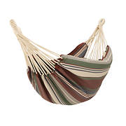 "Classic Accessories 82"" x 58"" Brazilian Hammock - Heather Henna Multic"