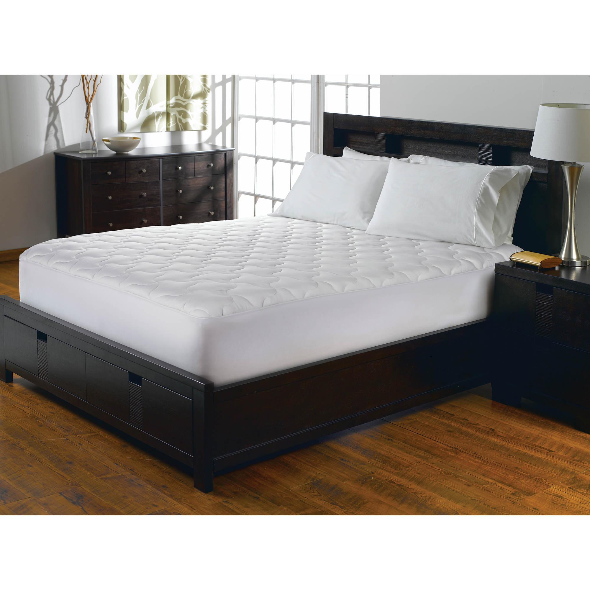 Berkely Jensen Extra Comfort 2 Quot Queen Mattress Pad Bjs