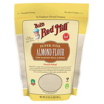 Bob's Red Mill Super-Fine Almond Flour, 2 lbs. - BJs