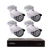 Q-See 8-Channel 4-Camera 4K Security System with 2TB HDD NVR