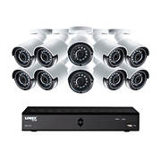 Lorex 16-Channel 10-Camera 1080p Security System with 1TB HDD DVR
