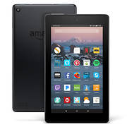 "Amazon Fire 7"" Tablet with Alexa, 8GB Memory"