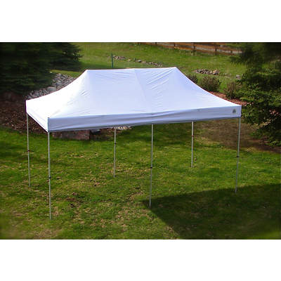 Undercover Undercover 10' X 20' Commercial Hybrid Instant Canopy - White