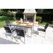 Bellini Home and Gardens Galliano Castaway 7-Pc. Outdoor Dining Set -