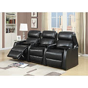 Picket House Furnishings Cecille 3-Pc. Power Recliner Set - Black