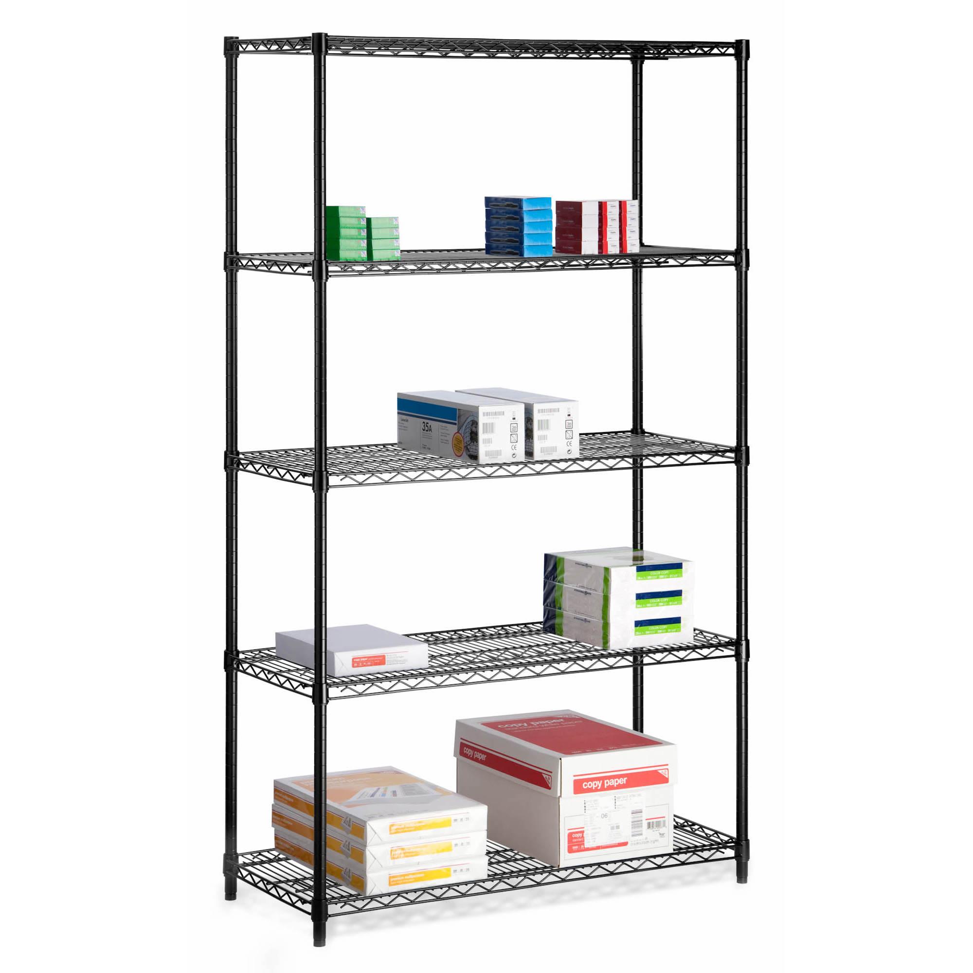 storage overstock h x rack standing coat tier garden shelf home l today product shipping free vassen