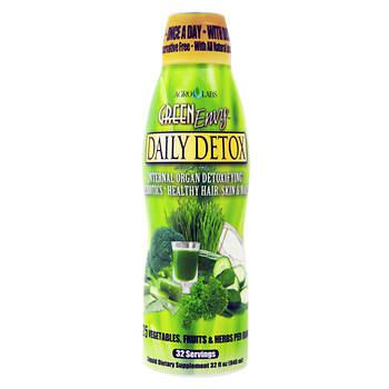 AgroLabs Green Envy Daily Detox, 32 fl. oz. - BJs WholeSale Club