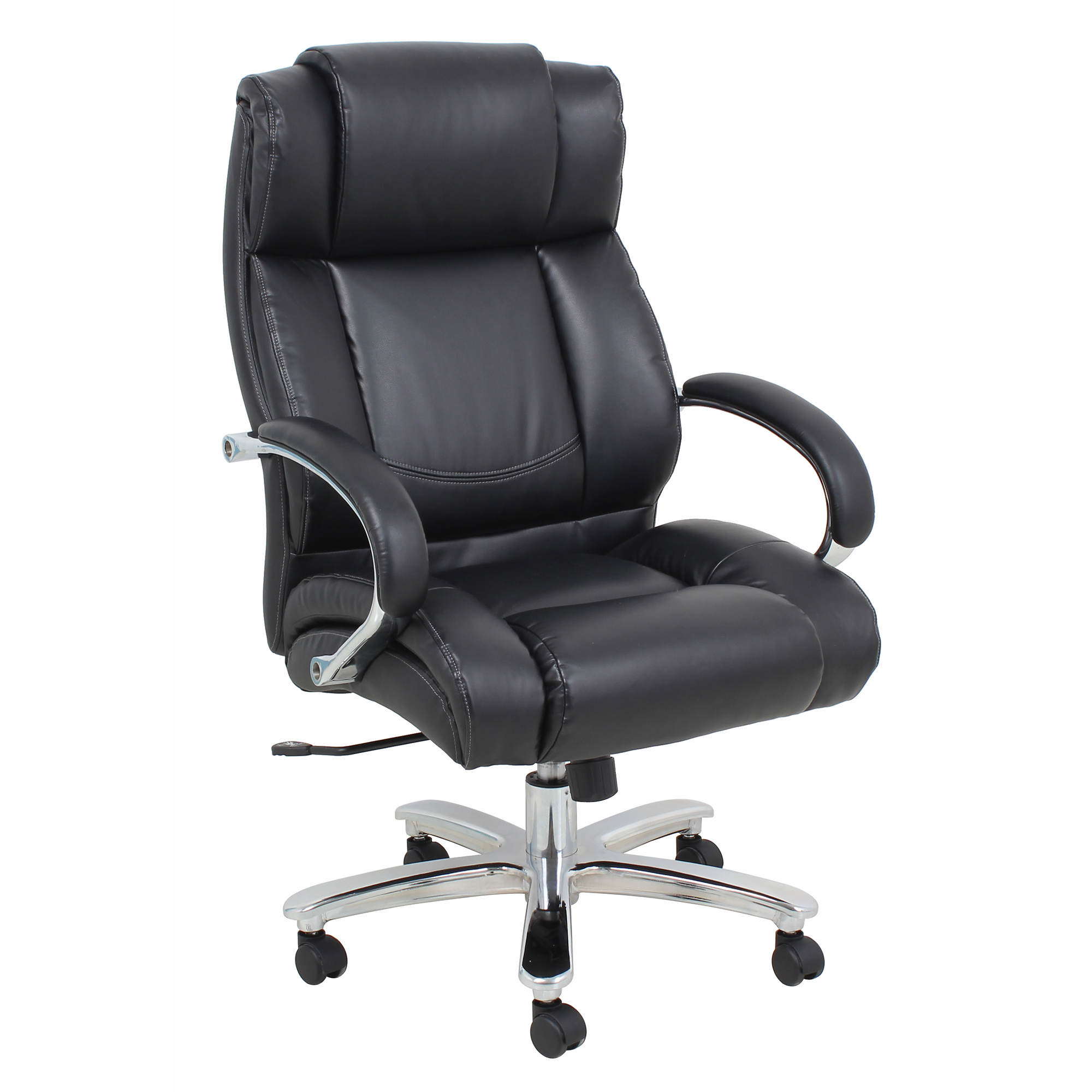 Barcalounger John Bonded Leather Big And Tall Executive