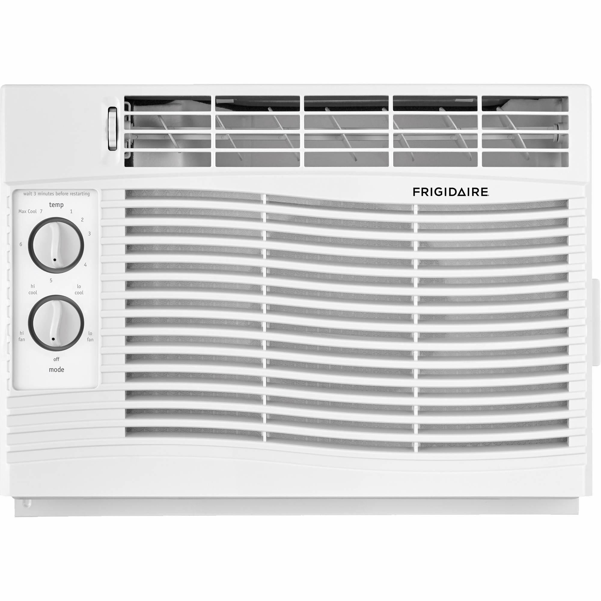 frigidaire 5 000 btu window air conditioner bjs wholesale club