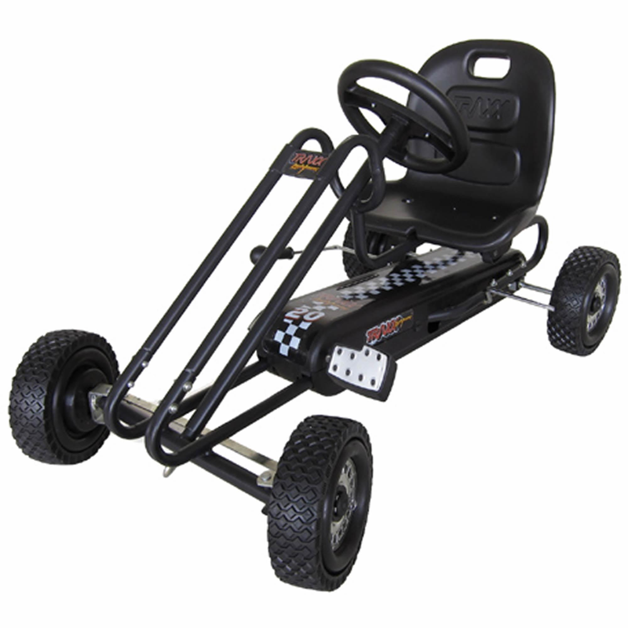 Hauck Traxx Lightning Pedal Go-Kart
