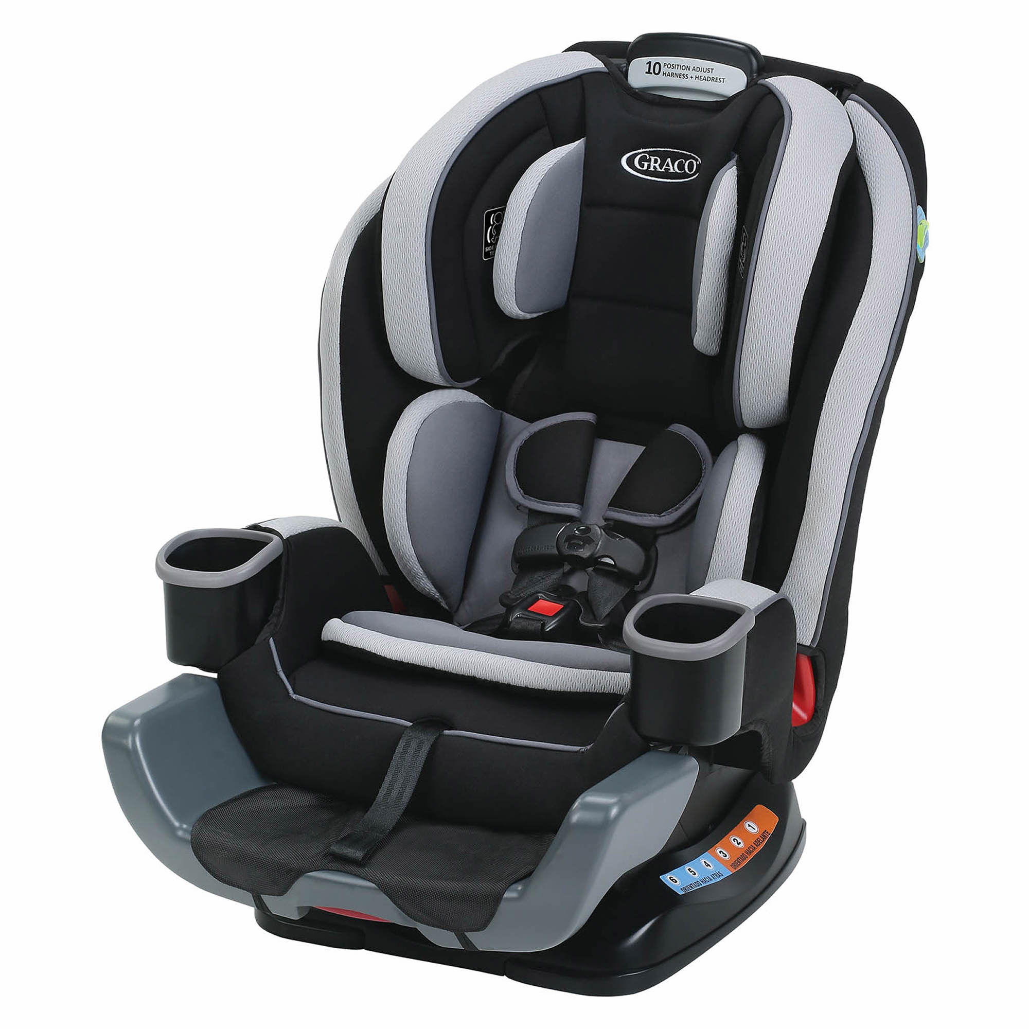 Graco Extend2Fit 3-in-1 Convertible Car Seat - BJs WholeSale Club