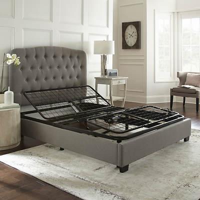 Contour Rest Motion Flex Essentials Queen Size Adjustable Platform Bed Base Ii Bjs Wholesale Club