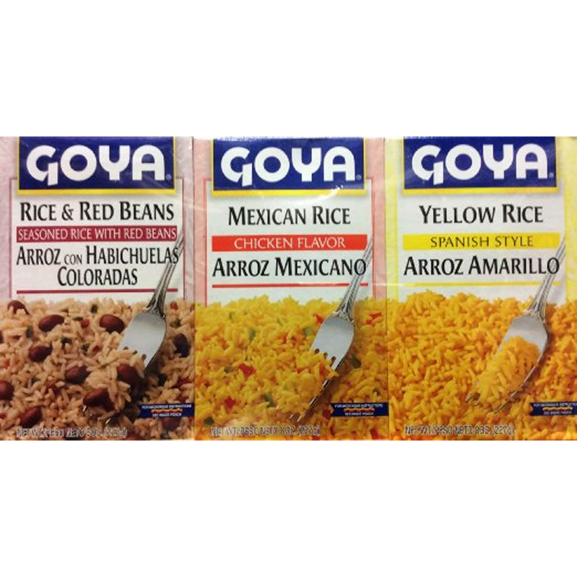 Goya Assorted Rice 6 Pk8 Oz Bjs Wholesale Club