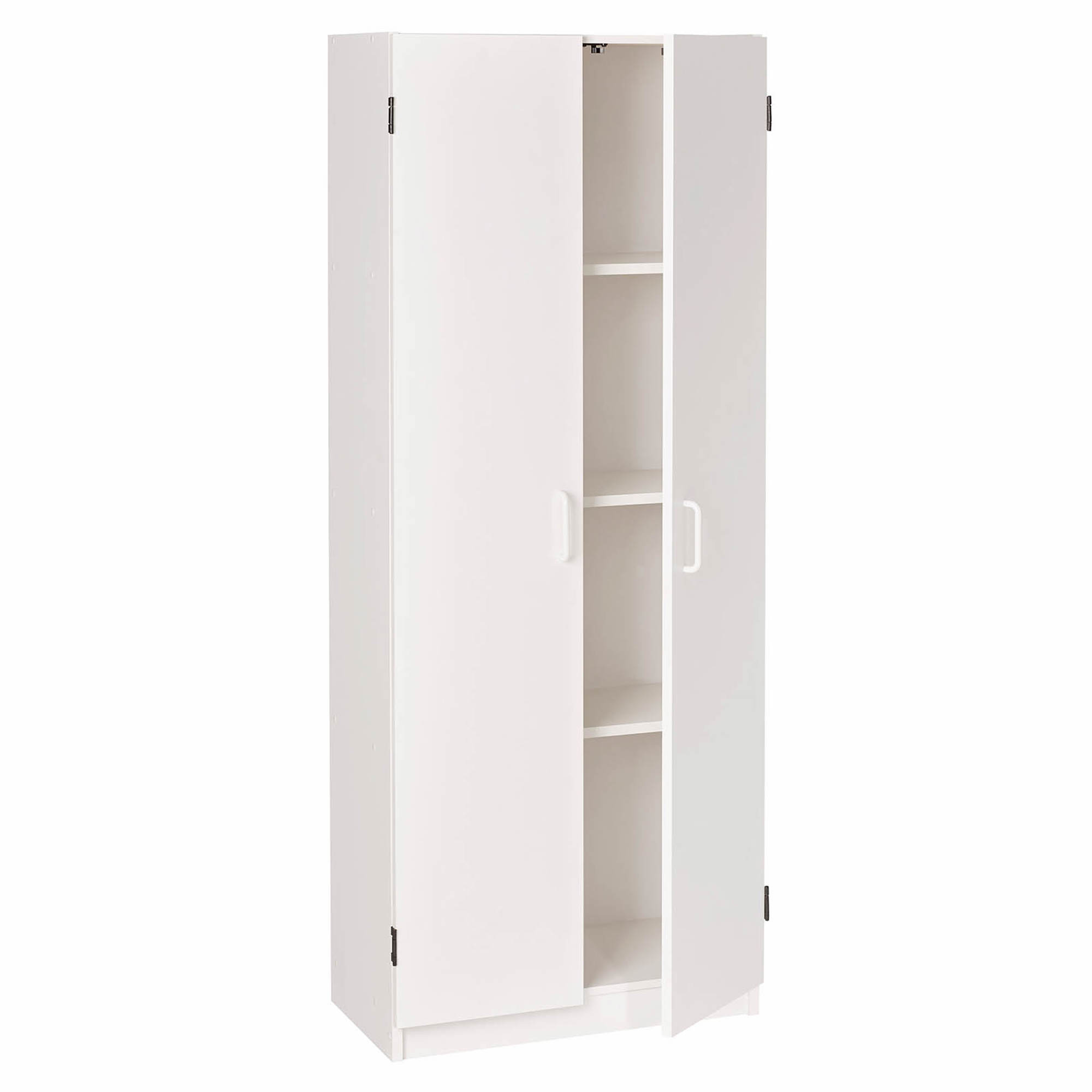 Systembuild Flynn Storage Cabinet White Bjs Wholesale Club
