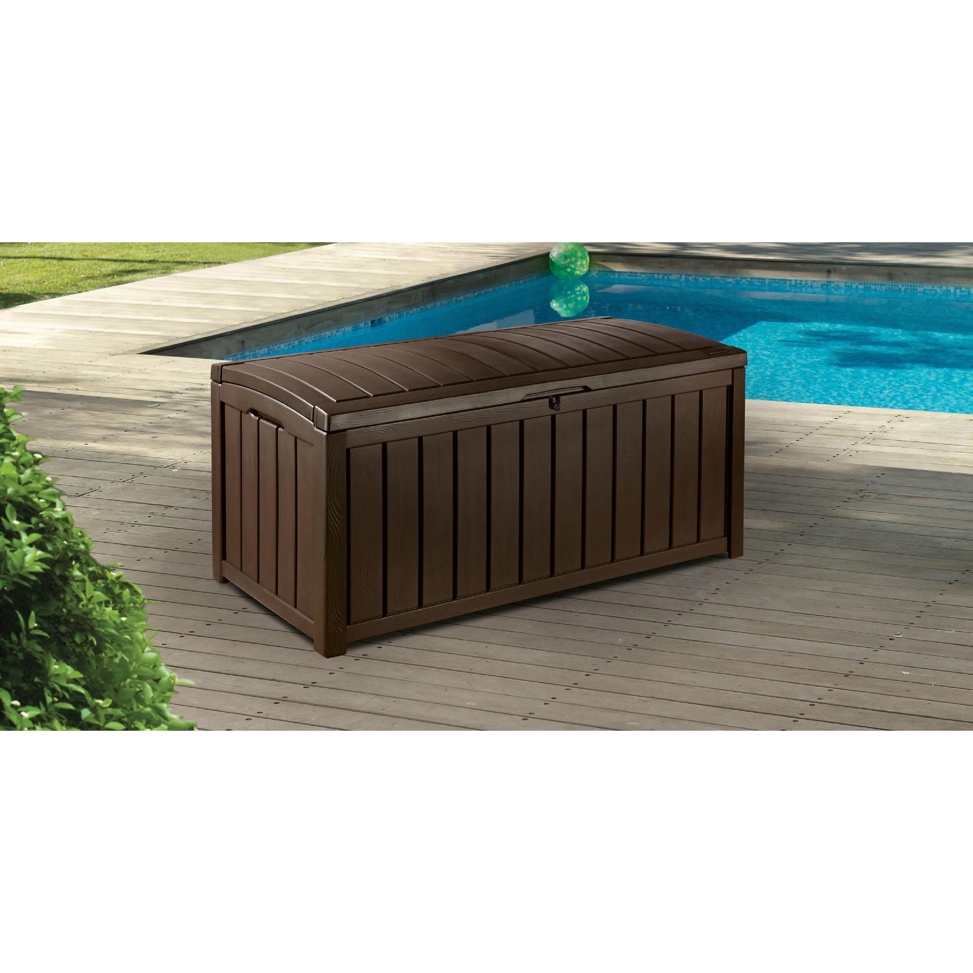 Keter Glenwood 103-Gal. Deck Box