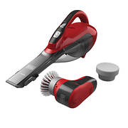 Black & Decker Cordless Hand Vacuum and Detailing Scrubber Kit
