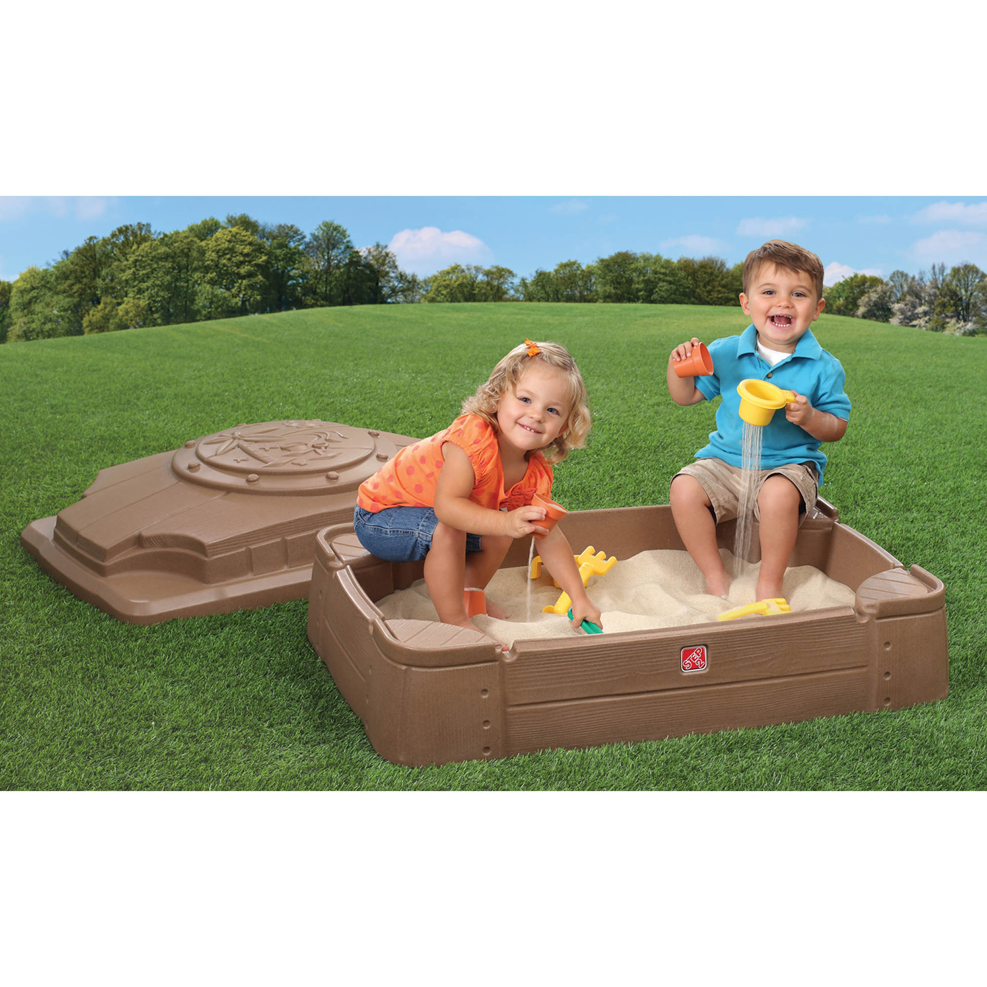 Step2 Play And Store Sandbox