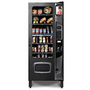Selectivend Cold and Frozen Food Combo Vending Machine