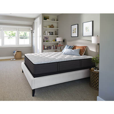 Sealy Sealy Response Premium West Avenue Cushion Firm Twin Size Mattress Wit