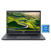 Acer Chromebook 14 Laptop, Intel Celeron 3855U Processor, 4GB Memory,