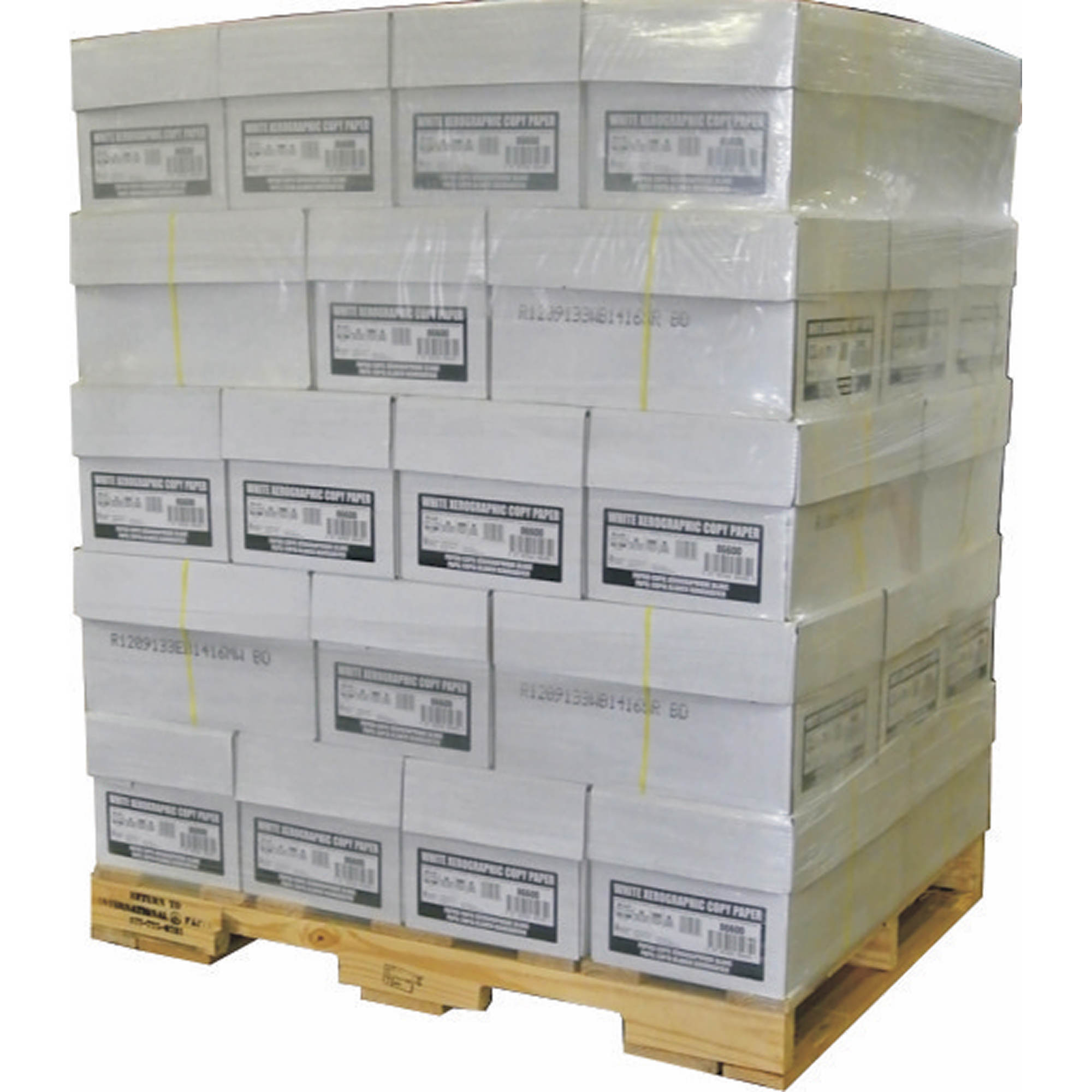Xerographic Copy Paper, 40-Case Pallet With 95 Brightness