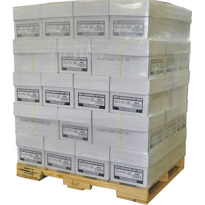 Xerographic Copy Paper, 40-Case Pallet with 95 Brightness, 20-lb., Let