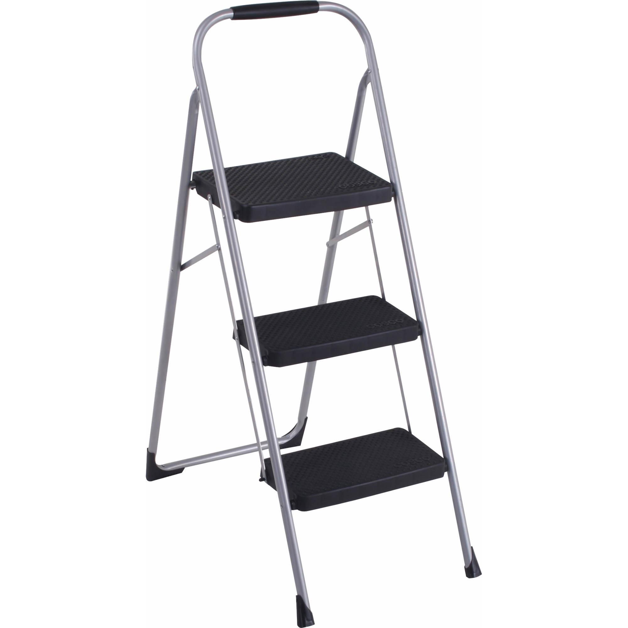 Sensational Lightweight 3 Step Ladder Lights Design Ideas Lamtechconsult Wood Chair Design Ideas Lamtechconsultcom