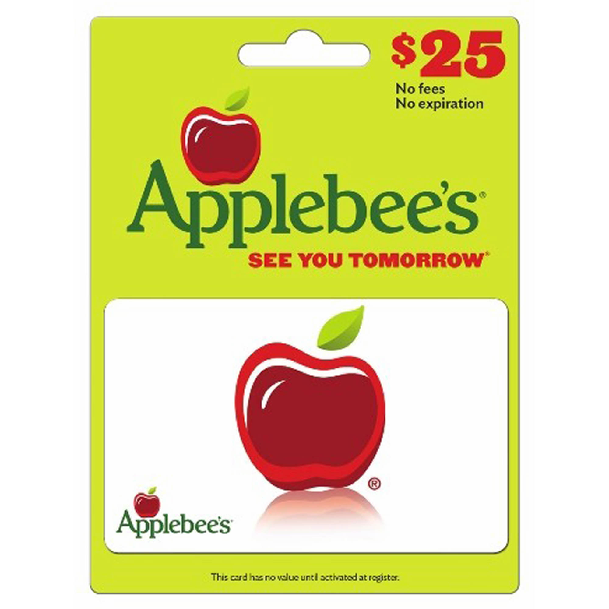 applebees gift card special 25 applebee s gift card bjs wholesale club 5938