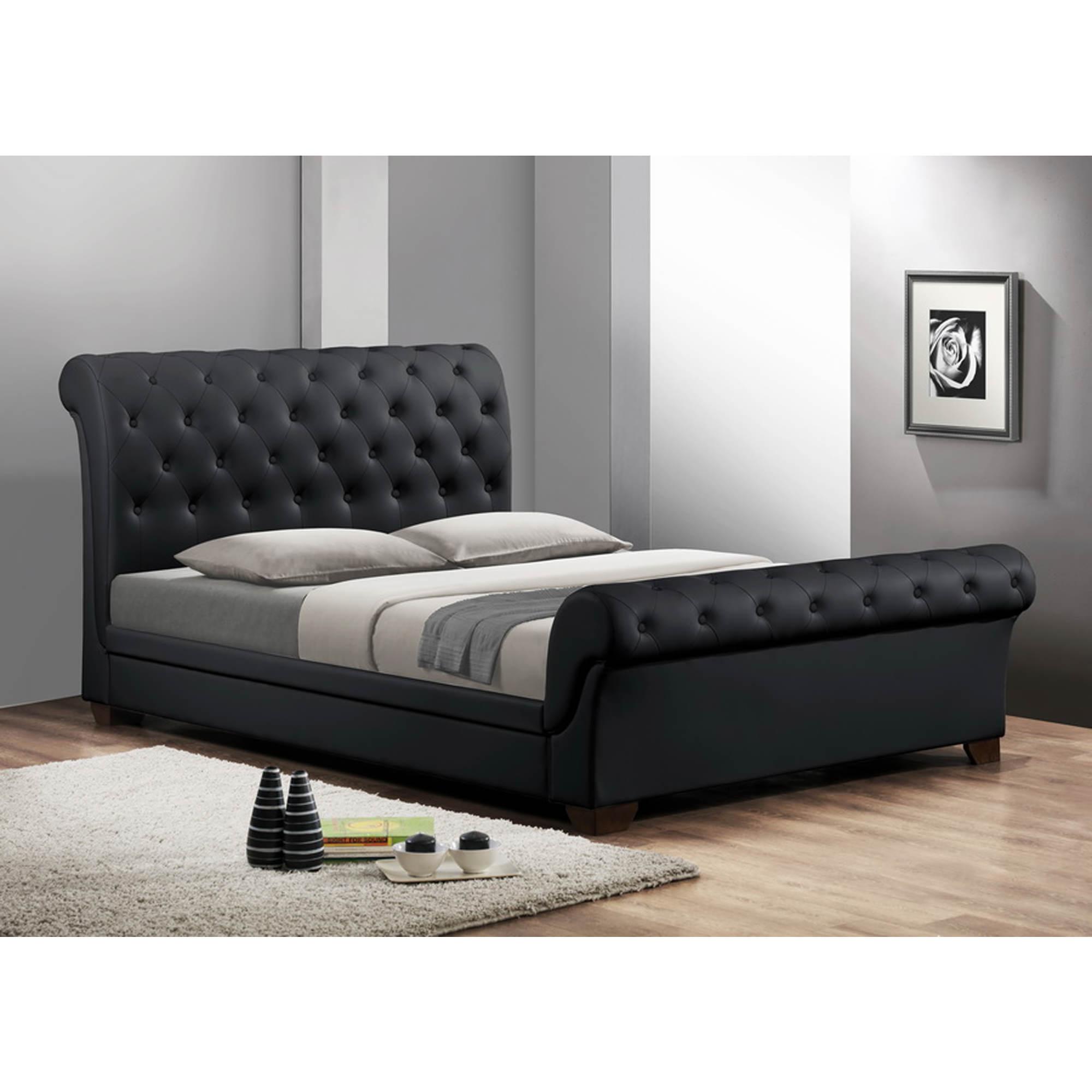 bedroom grant sleigh bed queen upholstered furniture