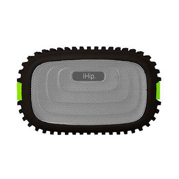 Ihip Rugged Splash Resistant Bluetooth Speaker With Micro Usb