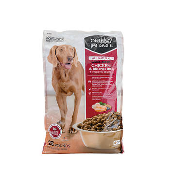 Berkley Jensen All Natural Larger Breed Chicken And Brown Rice