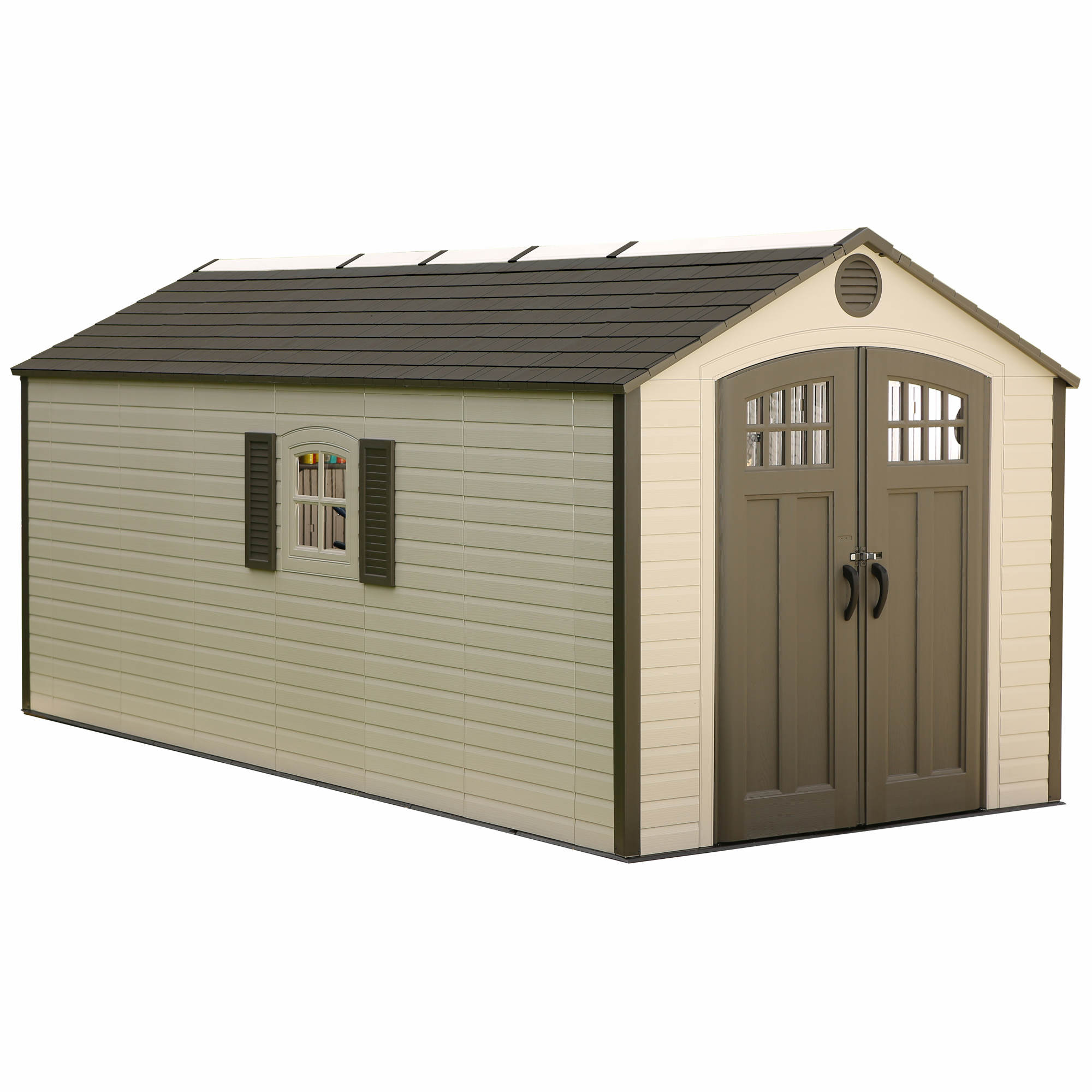 Lifetime 8 X 20 Storage Shed Bj S Wholesale Club