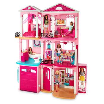 Barbie Dreamhouse Bjs Wholesale Club