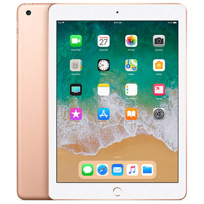 "iPad 9.7"", 32GB - Gold"