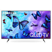 "Samsung QN65Q65FN 65"" 4K UHD Smart QLED TV with $50 Google Play Credit"