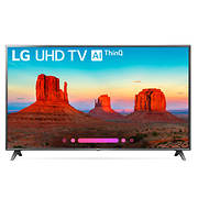 "LG 70UK6570AUB 70"" 4K HDR Smart LED TV with White Glove Delivery"