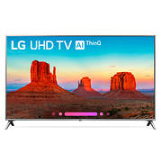 "LG 65UK6500AUA 65"" 4K UHD HDR Smart LED TV with White Glove Delivery"