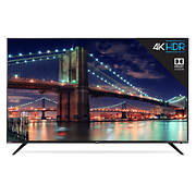 "TCL 55R613 55"" 4K UHD HDR Smart Roku LED TV"