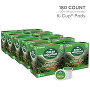 Green Mountain Coffee Colombian K-Cup Pods, 180 ct.