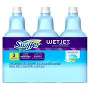 Swiffer WetJet Multi-Purpose Open Window Fresh Scent Floor Cleaner Sol