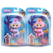 Fingerlings 2Tone Baby Monkeys, 2 pk. - Surprise