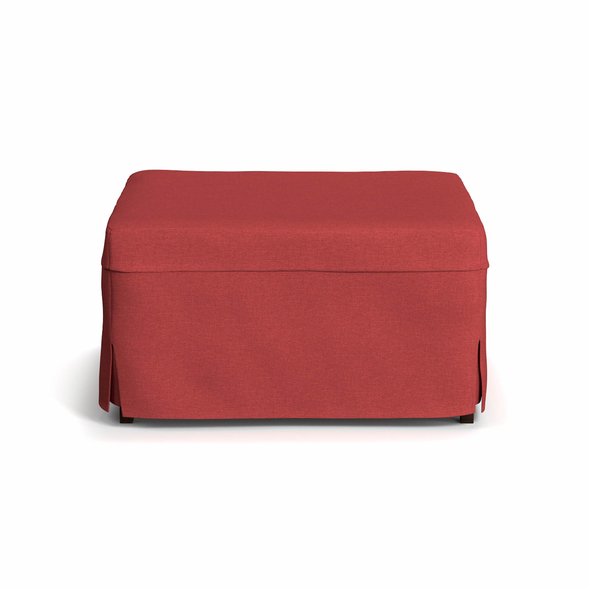 Handy Living Folding Metal Ottoman Bed Crimson Bj S