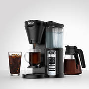 Ninja Auto-iQ One-Touch Intelligence Coffee Brewer with Glass Carafe