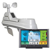 AcuRite 5-in-1 Weather Station with Color Display