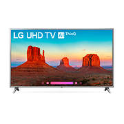 "LG 75UK6570AUA 75"" 4K UHD HDR Smart LED TV with White Glove Delivery"
