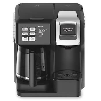 Hamilton Beach Flexbrew 2 In 1 Coffee Maker Bjs Wholesale Club